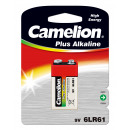 9 Volt, Batteri Plus Alkaline