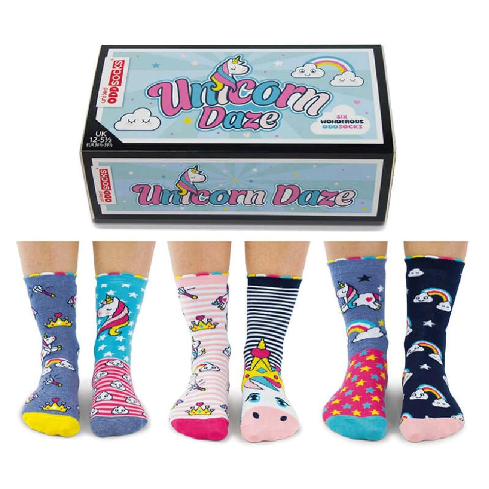 Unicorn Daze Socks Gift Set
