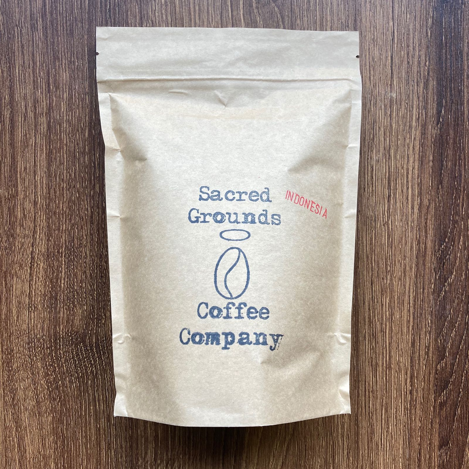 Indonesia - Sacred Grounds Coffee Beans