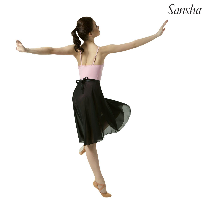 Sansha, valkoinen Aline hame