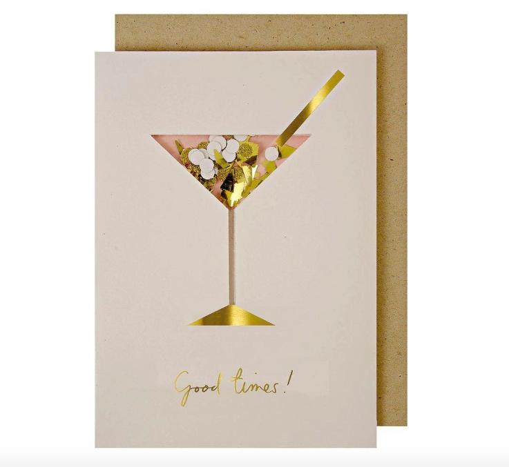 Meri Meri, cocktail-kortti