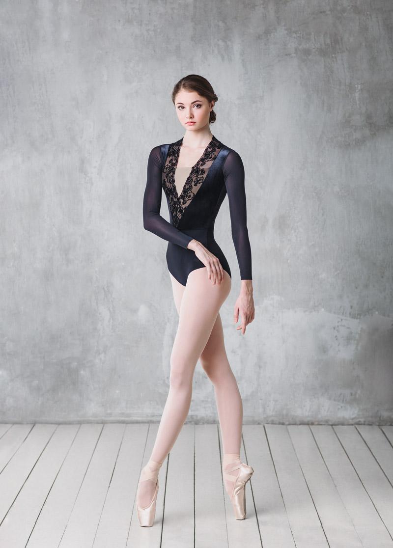 Grishko Bolshoi Stars, samettinen balettipuku