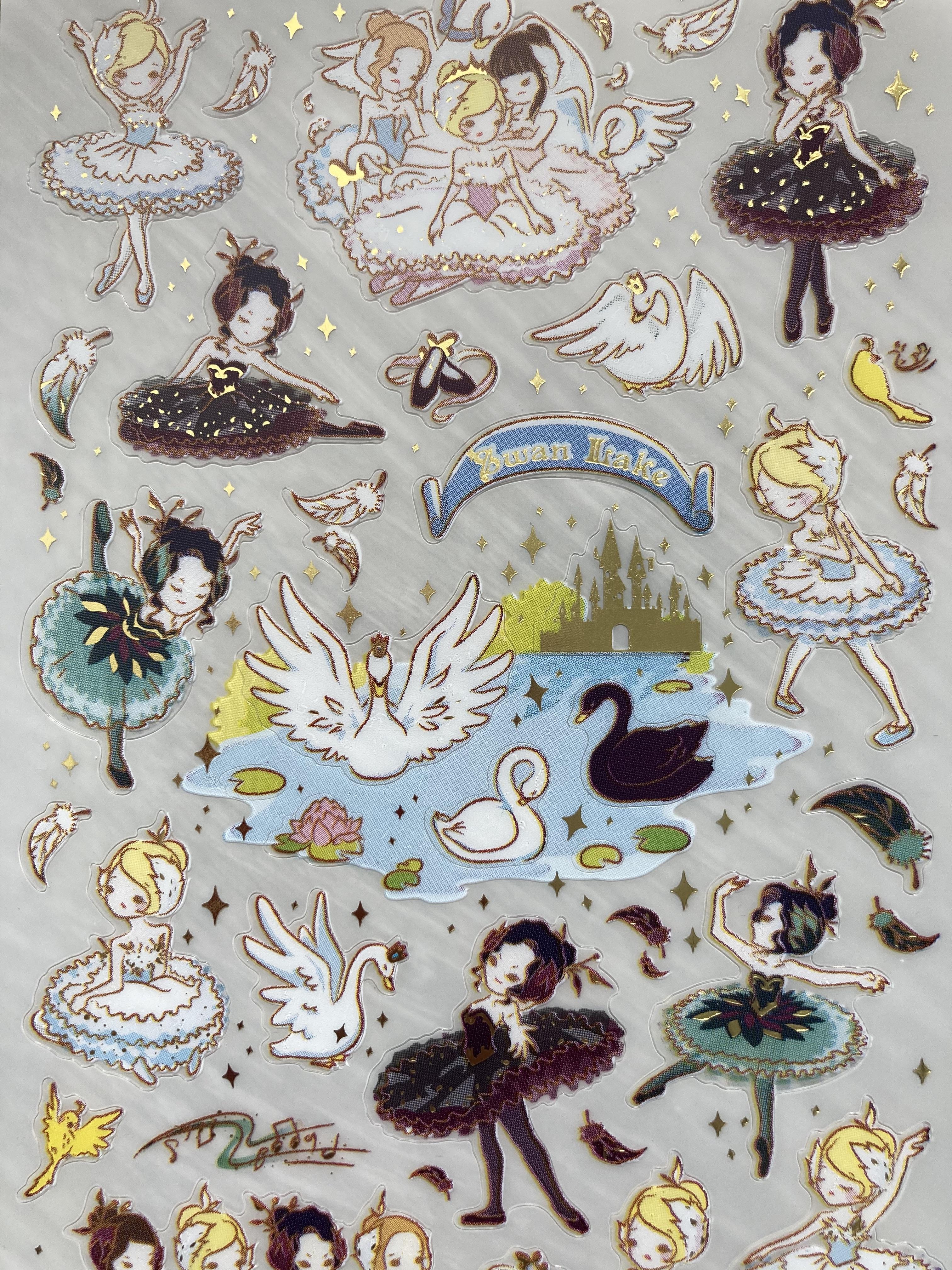 Swan Lake -tarrat