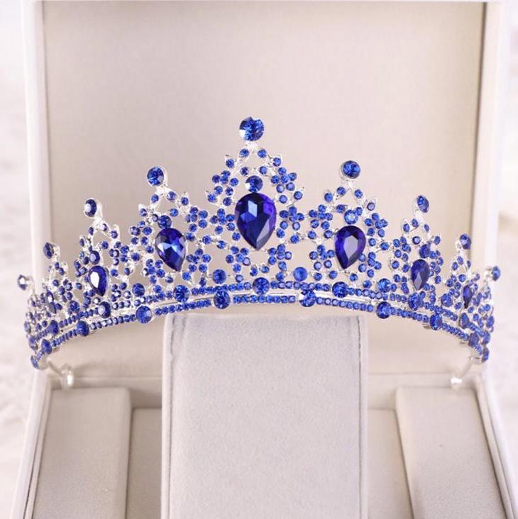Tiara, prinsessa sininen