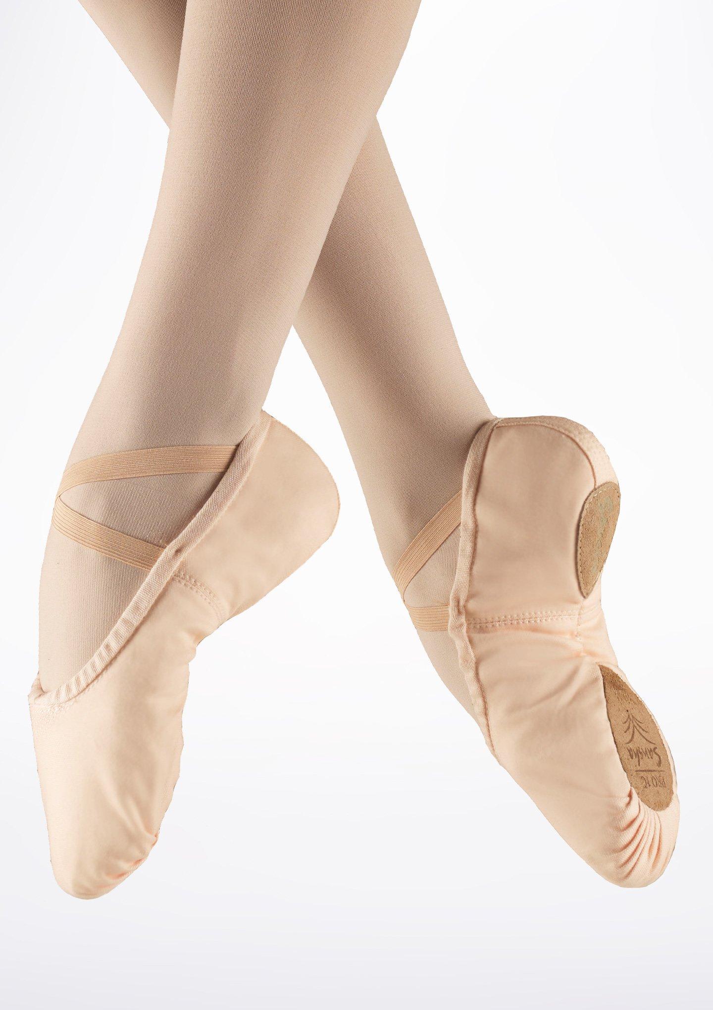 Sansha Pro, balettitossut, puuteri