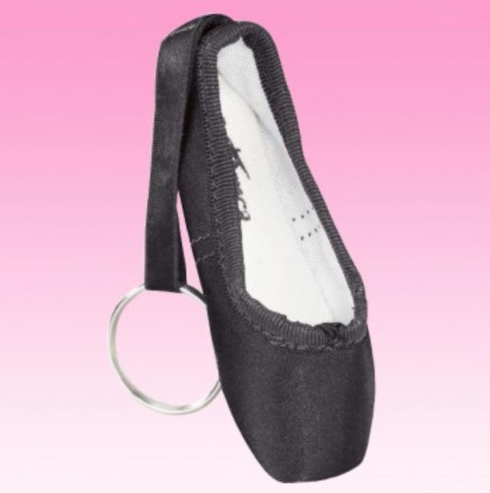 Musta balettitossuavaimenperä