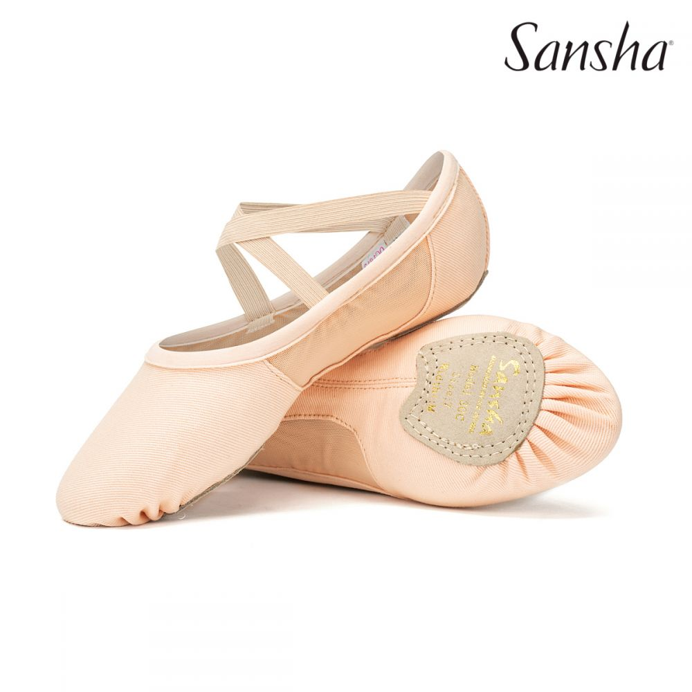 Sansha Slim, balettitossut