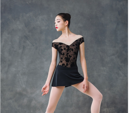 Grishko Bolshoi Stars, balettipuku, musta