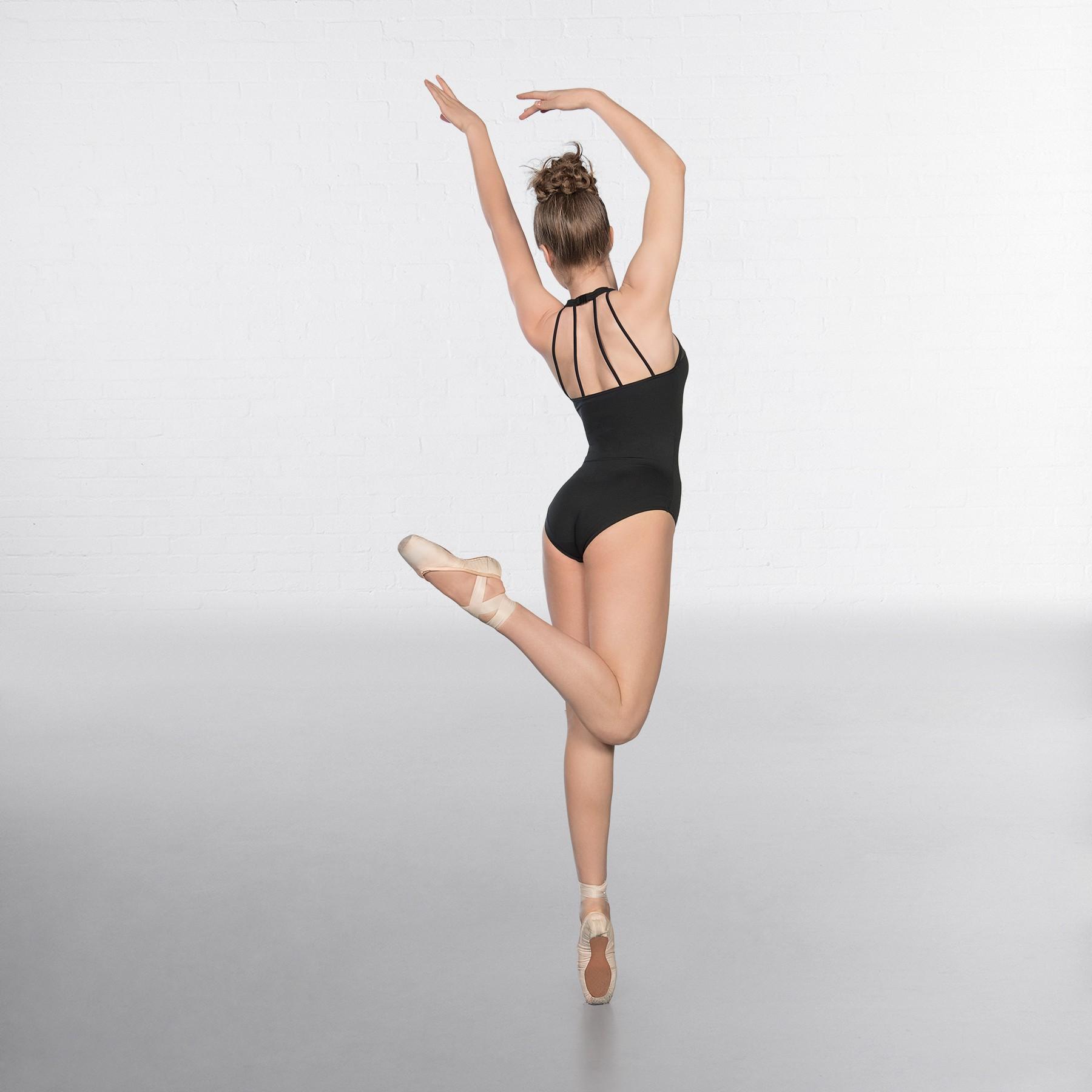 1st Position, halterneck-balettipuku