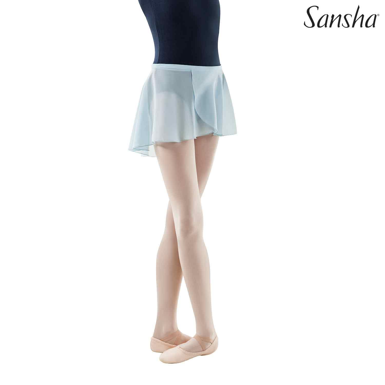 Sansha, lasten taivaansininen Alizee balettihame