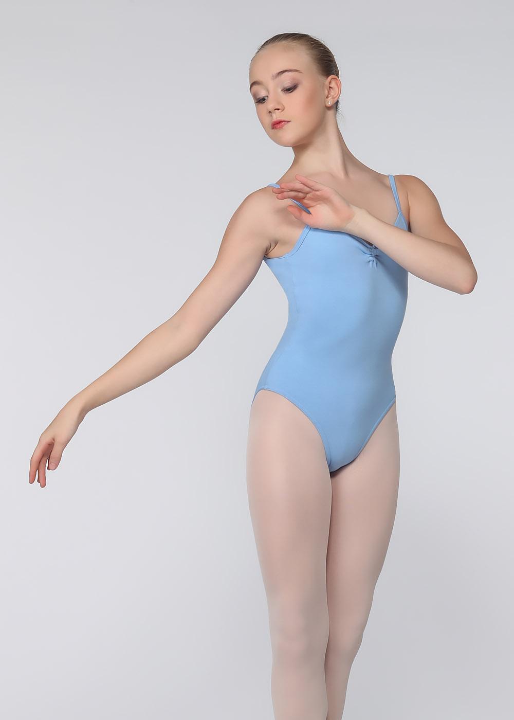 Grishko, vaaleansininen balettipuku