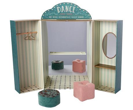 Maileg, balettikoulu