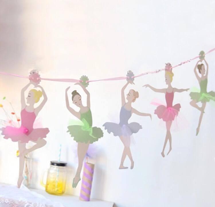 Balettitanssijat viiri