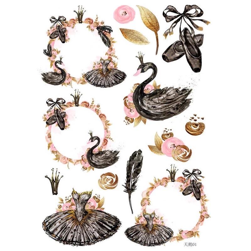 Black Swan -balettitarrat