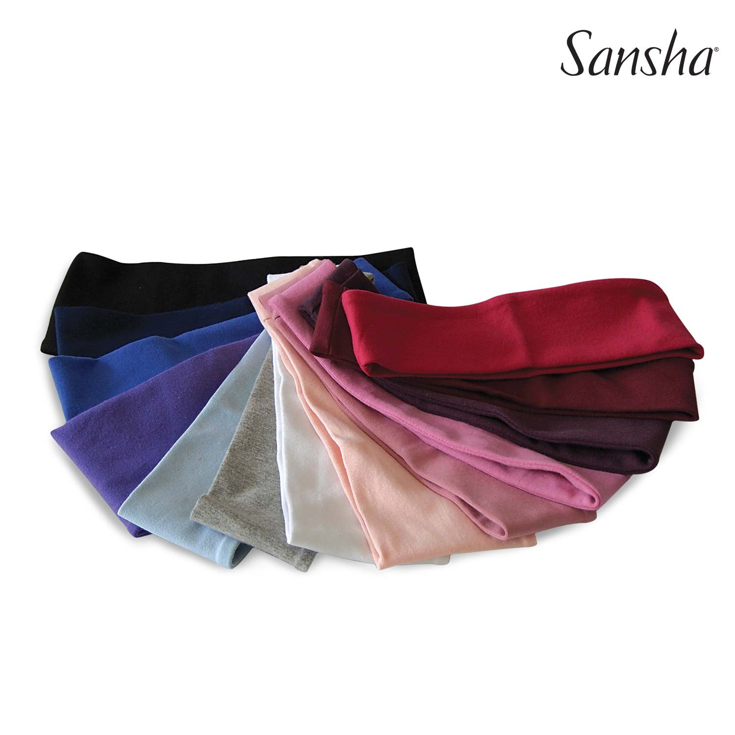 Sansha, musta hiuspanta