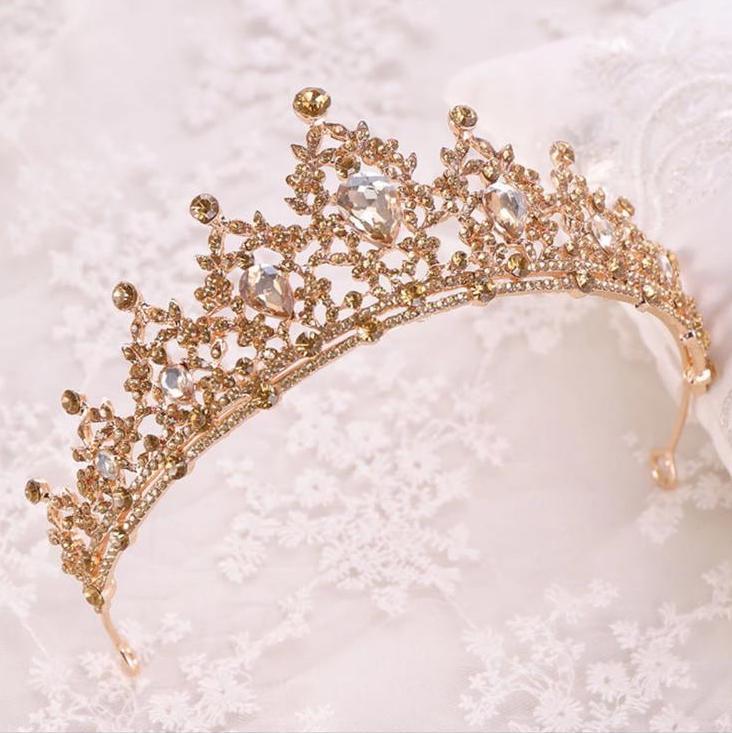 Tiara, prinsessa kultainen