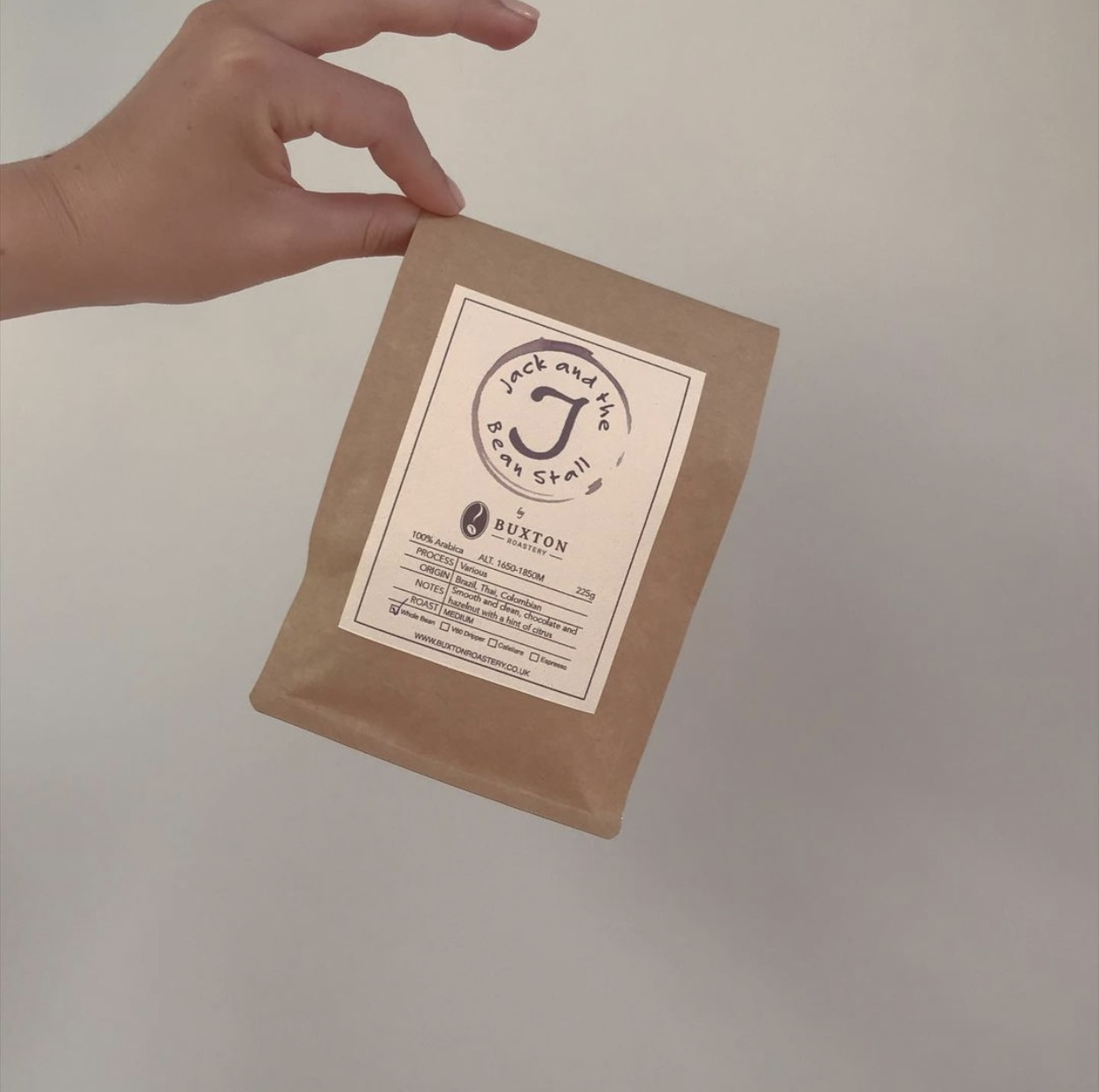 House blend 225g bag