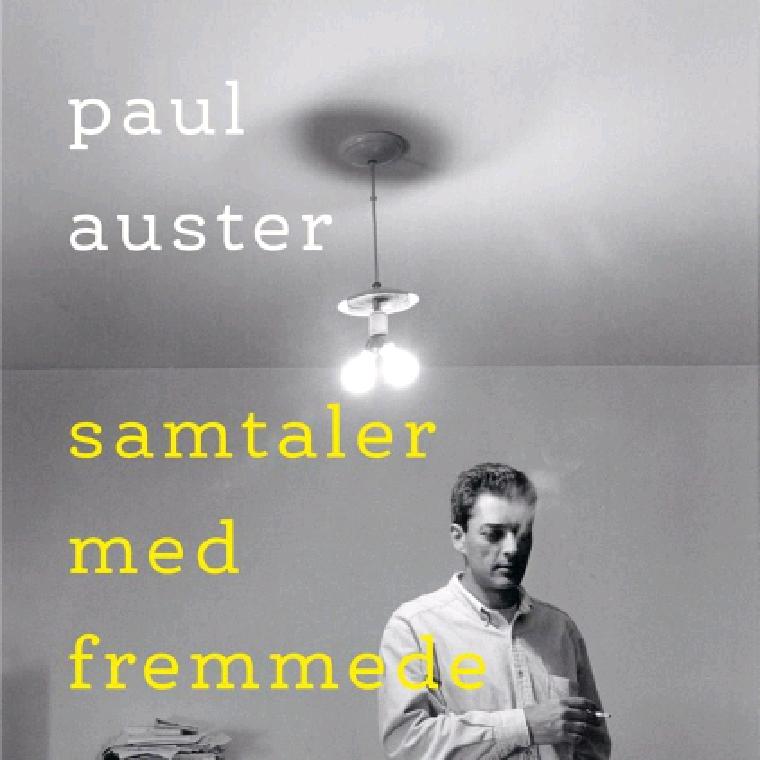Samtaler med fremmede af Paul Auster