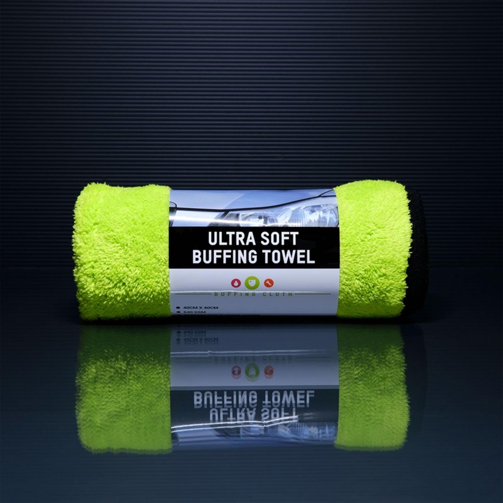 Cloth Ultra Soft Buffing Towel