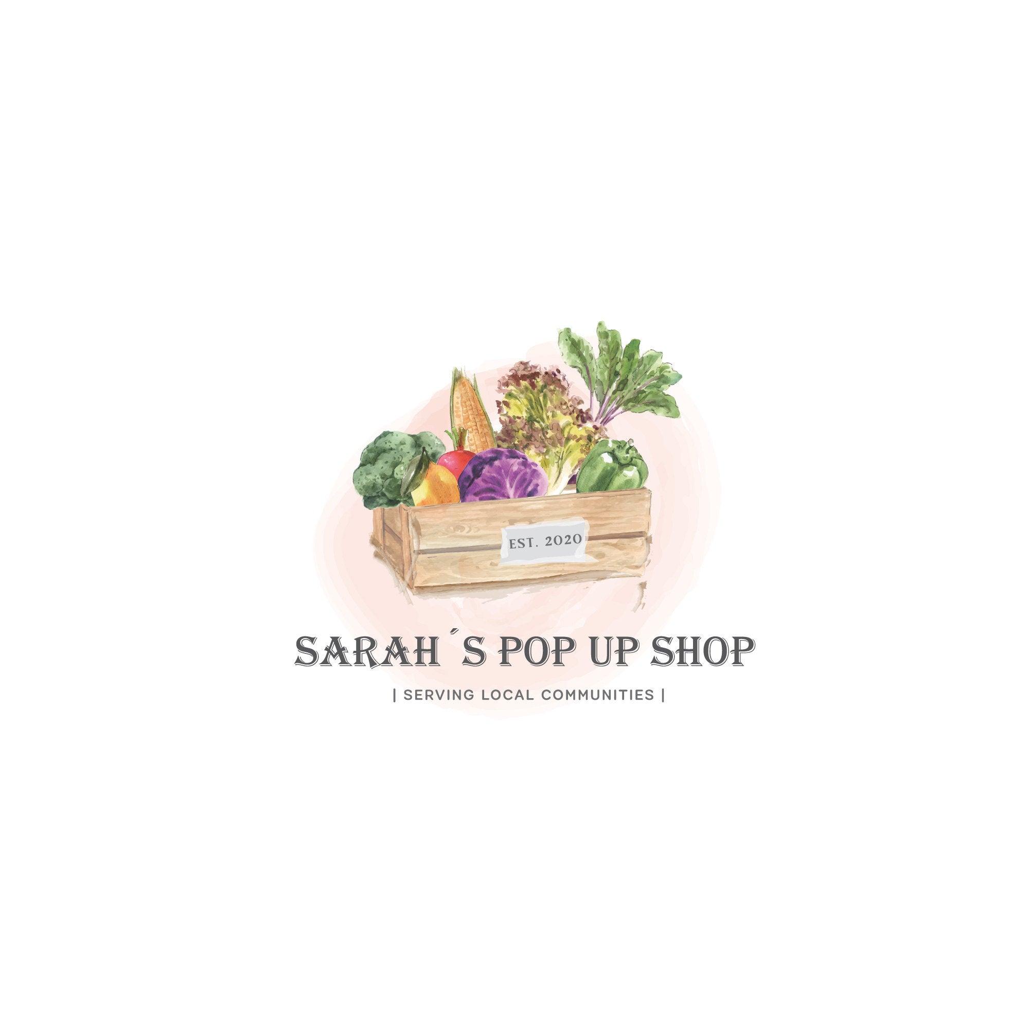 Sarah's Pop Up Shop