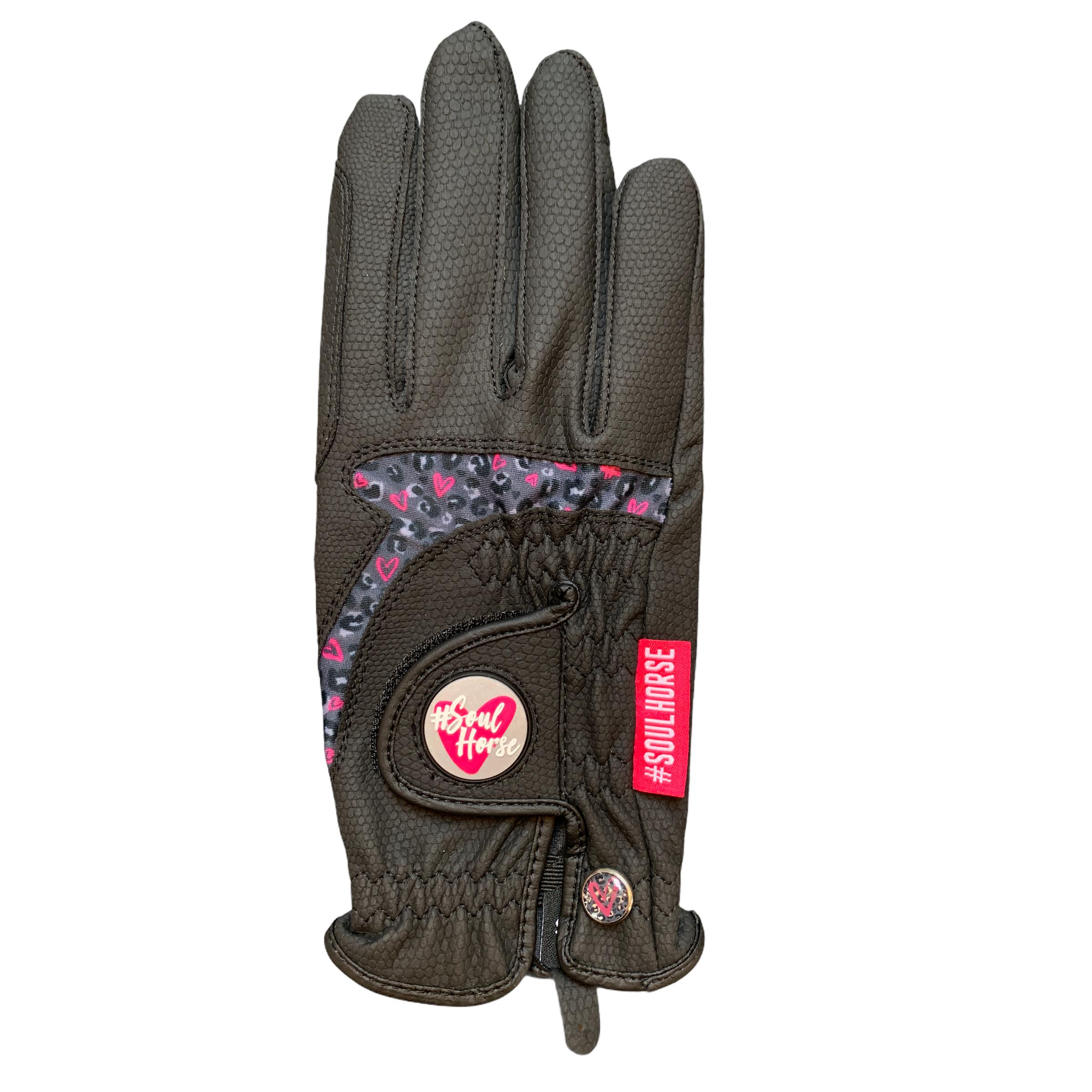 Hauke Schmidt Handschuh Soulhorse Pure Heart
