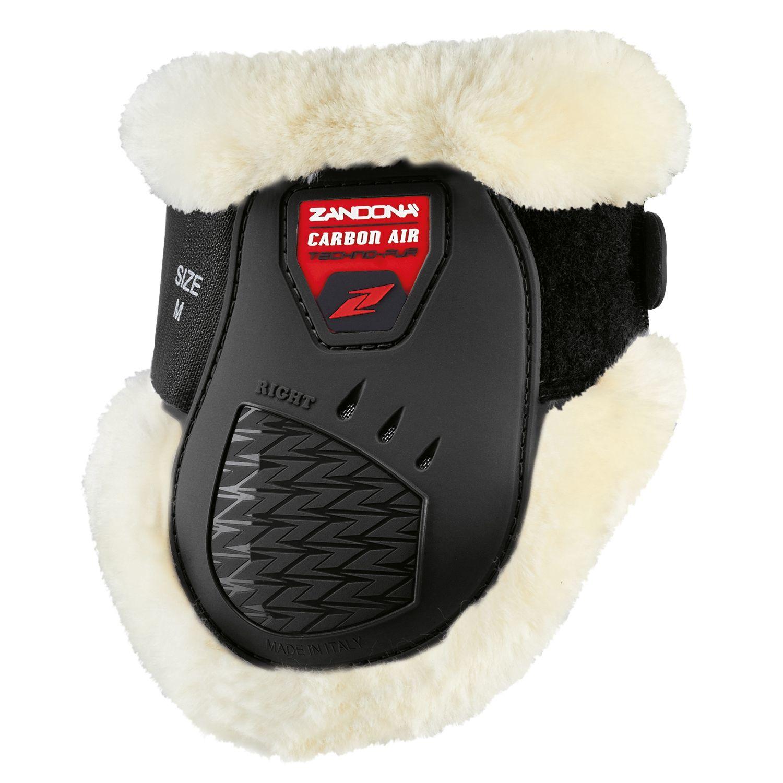 Zandona Streichkappen Carbon Air Techno-Fur Junior Fetlock