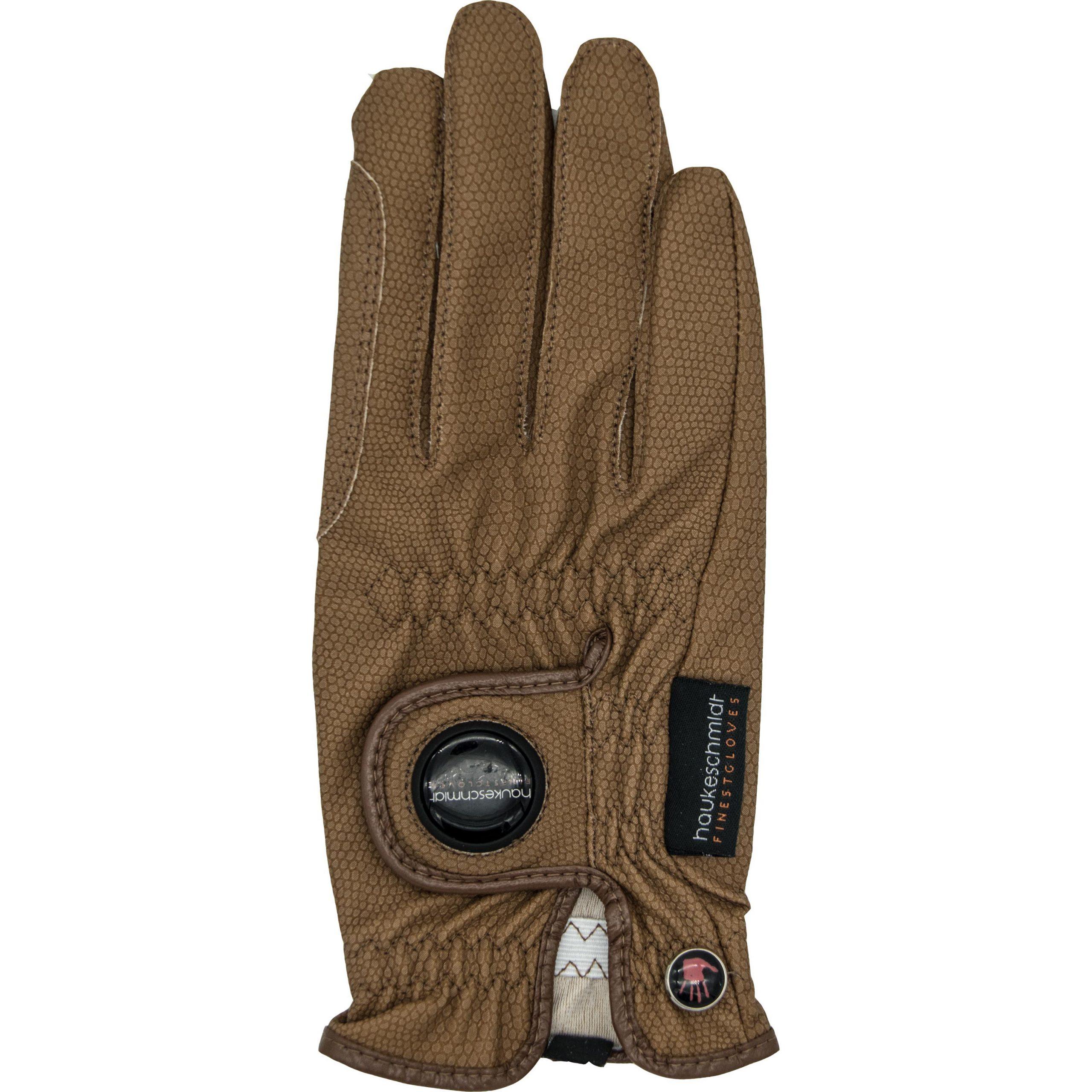 Hauke Schmidt Handschuh A Touch Of Class Caramel