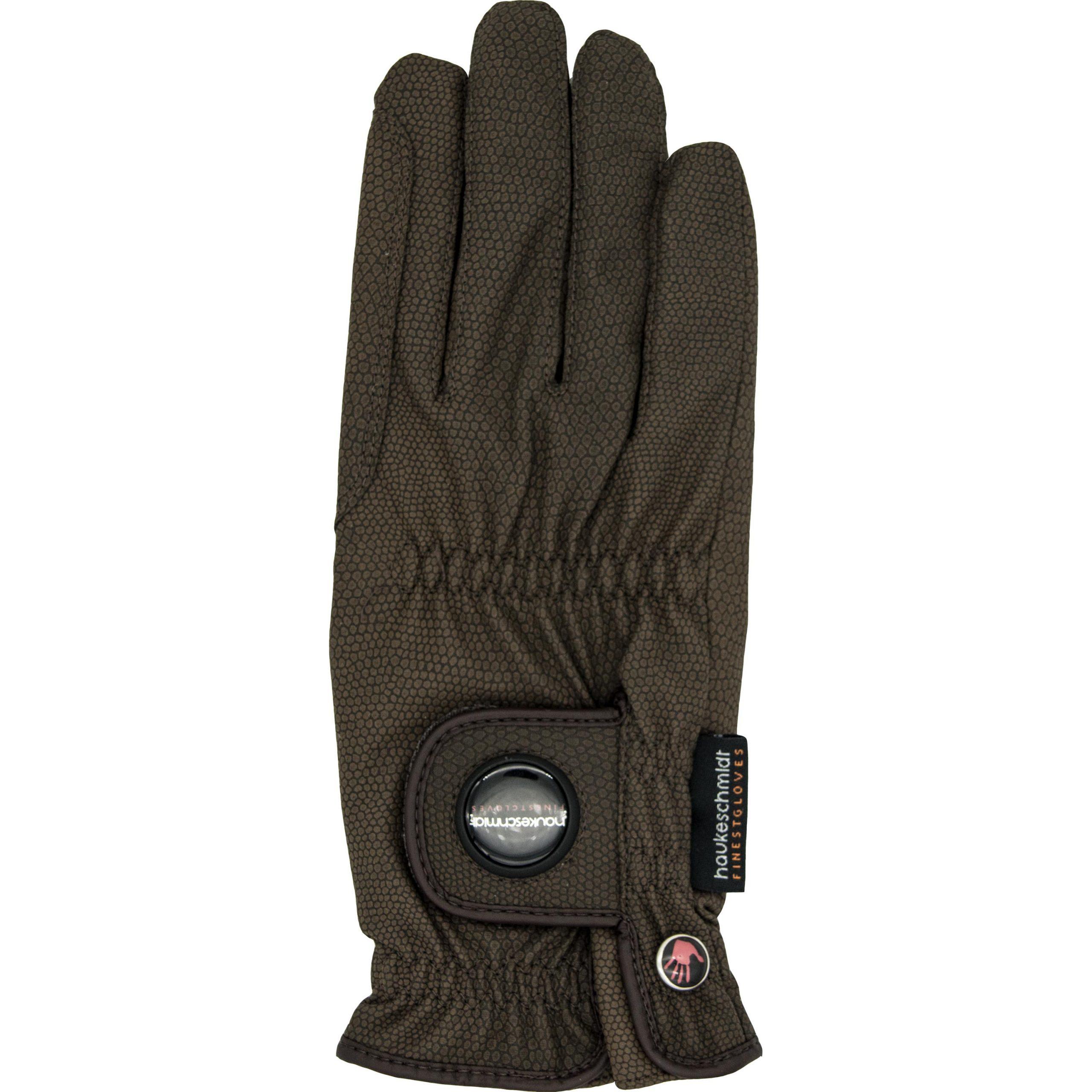 Hauke Schmidt Handschuh A Touch Of Class Mokka