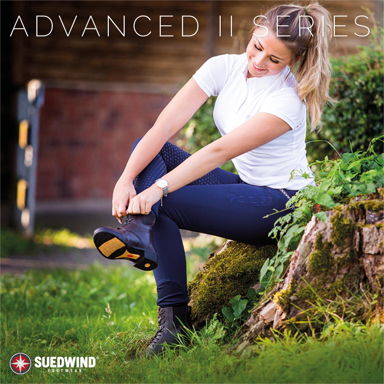Suedwind Stiefelette Advanced II BZ Lace