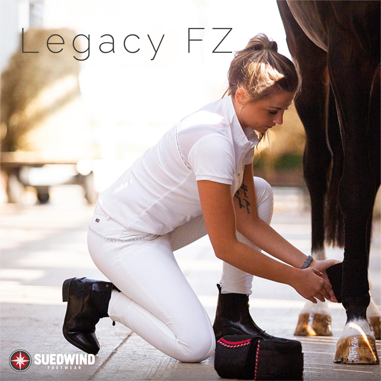 Suedwind Stiefelette Legacy FZ