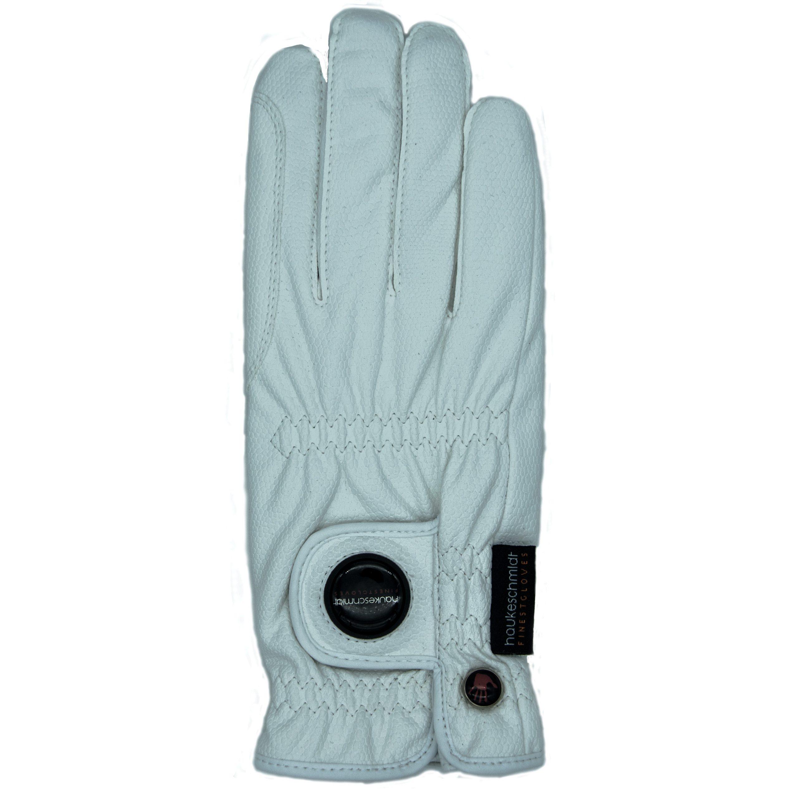 Hauke Schmidt Handschuh A Touch Of Class Weiß