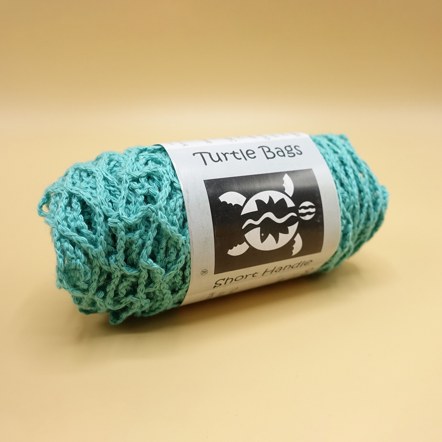 String Bag - Turquoise
