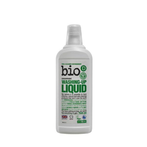 Bio D washing up liquid refill