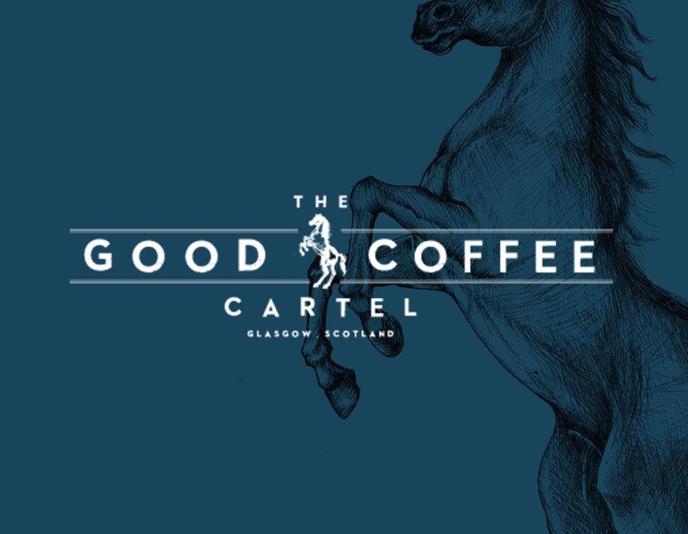 Coffee beans (Good Coffee Cartel) (200g)