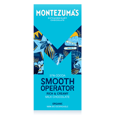 Montezumas Milk Chocolate