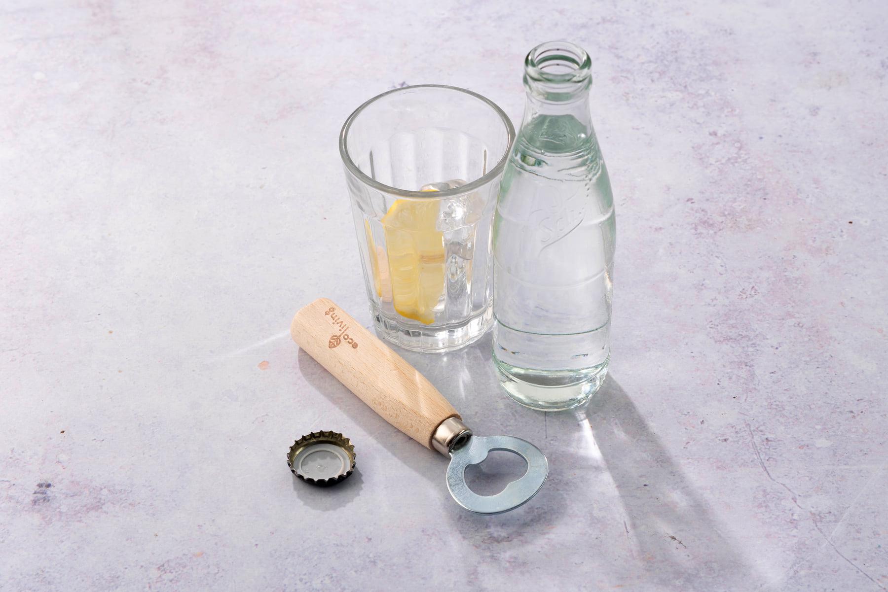 Plastic Free Bottle Opener
