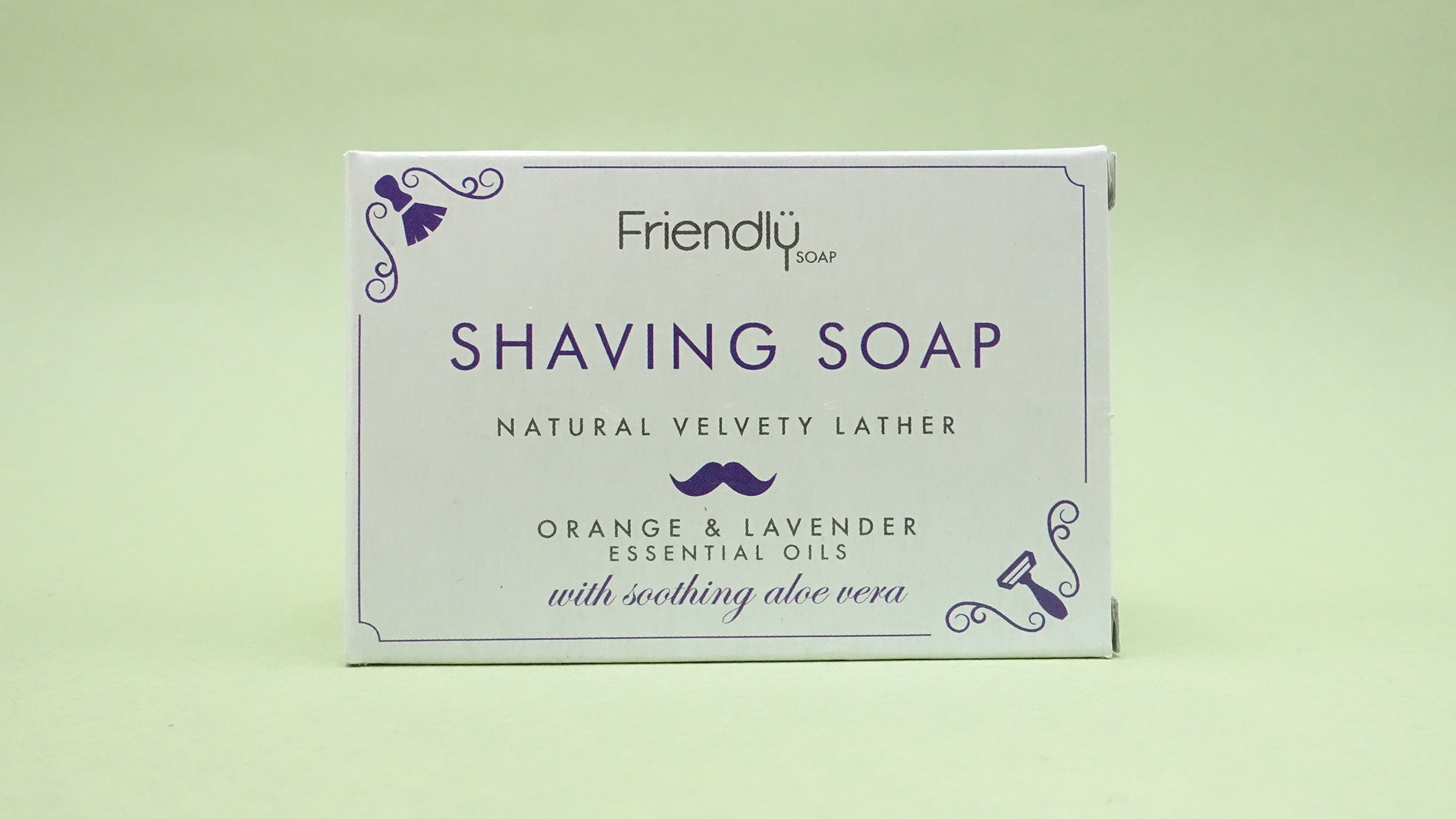 Friendly Shaving Bar