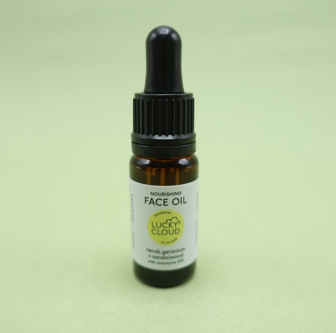 Nourishing Face Oil - Lucky Cloud