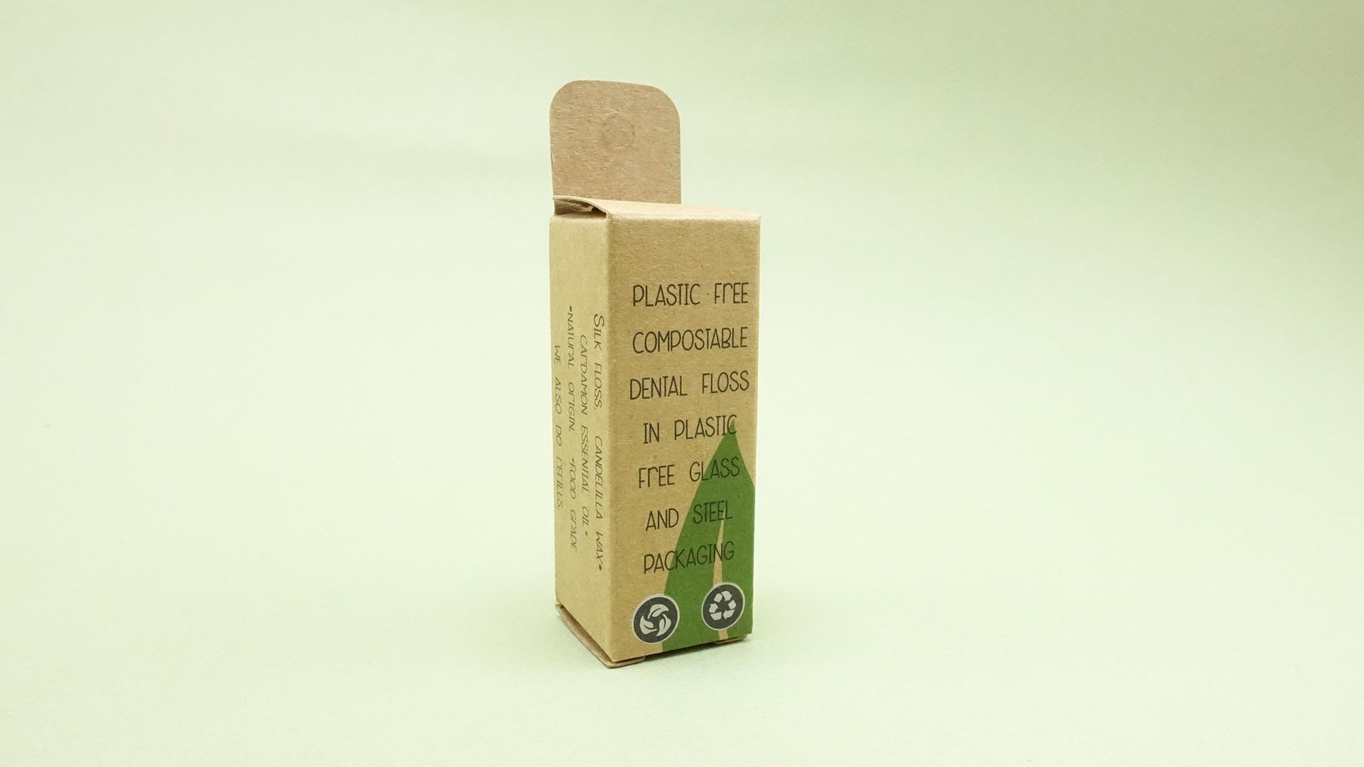 Plastic Free Dental Floss