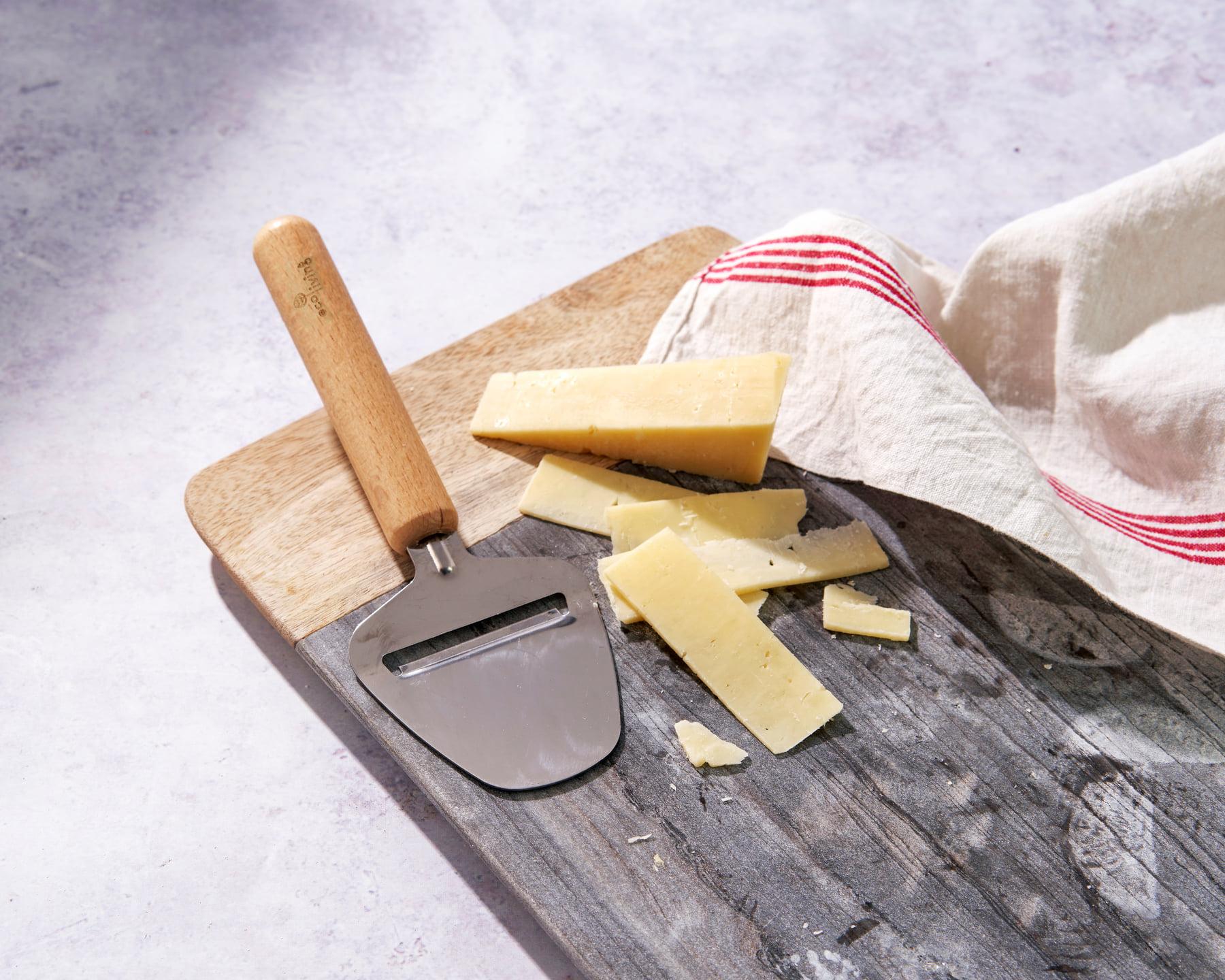 Plastic Free Cheese Slicer
