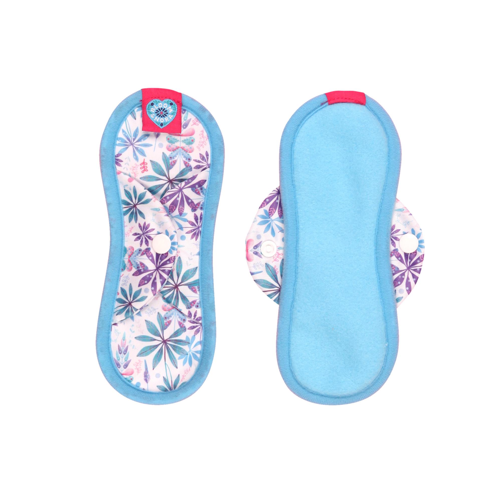 Mini Sanitary Towel - Bloom and Nora