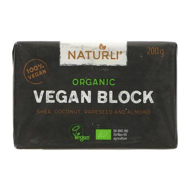 Vegan baking block