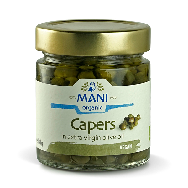 Capers in evoo