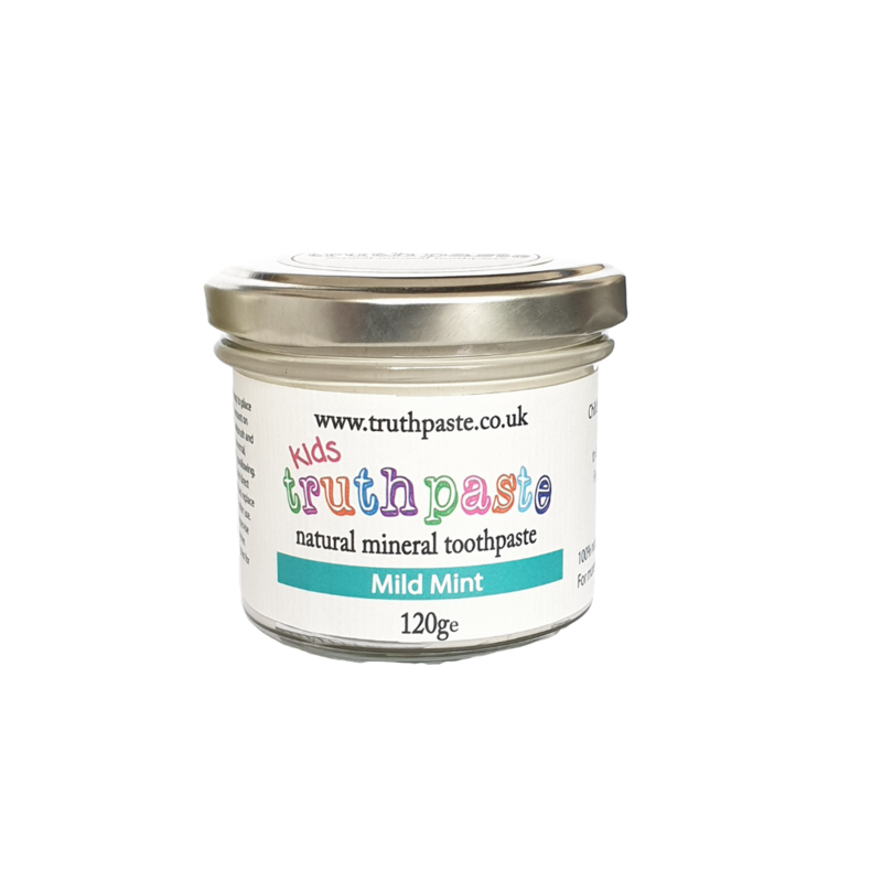 Truthpaste for kids: Mild mint (120g)
