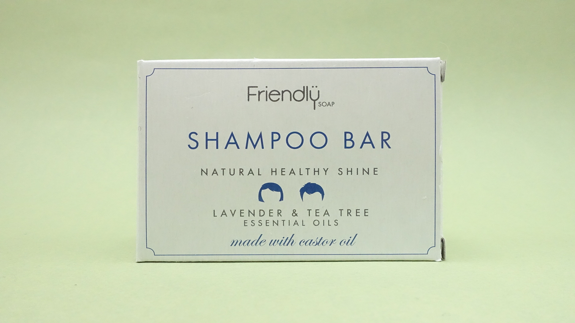 Friendly Soap Shampoo Bar (Lavender and Tea Tree)