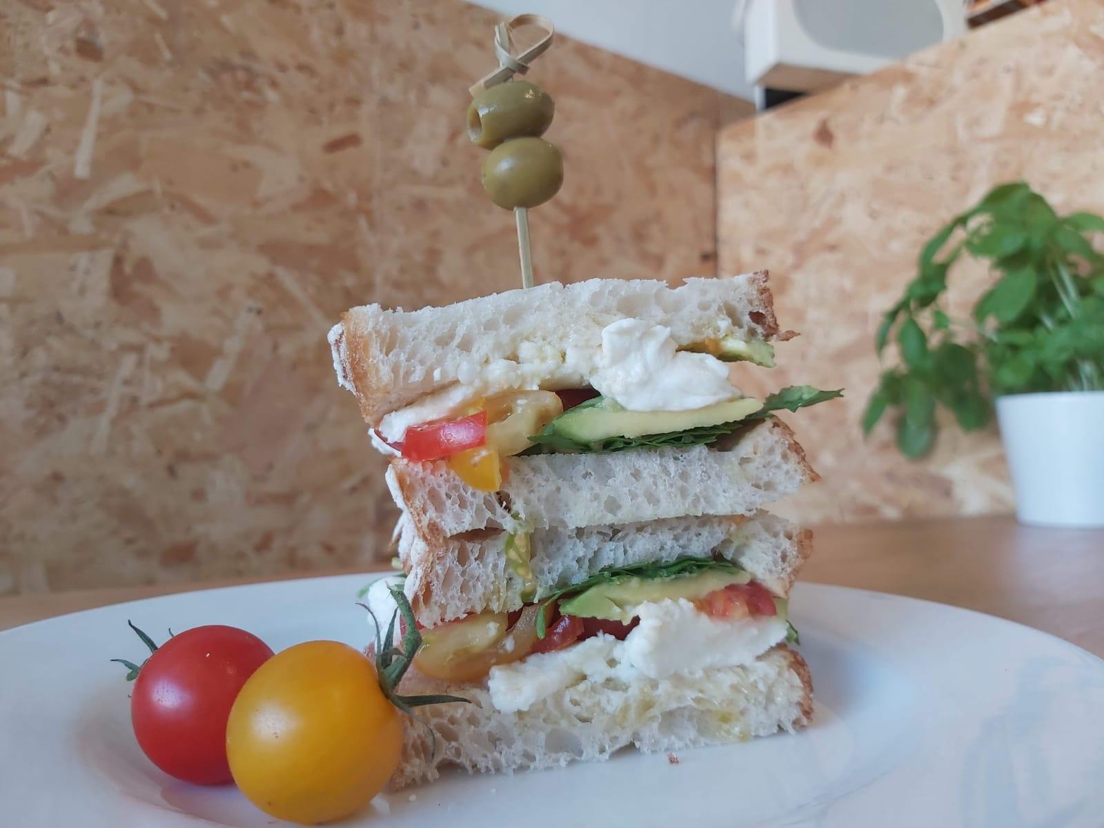 Amherst Group Ltd - Le Sandwich