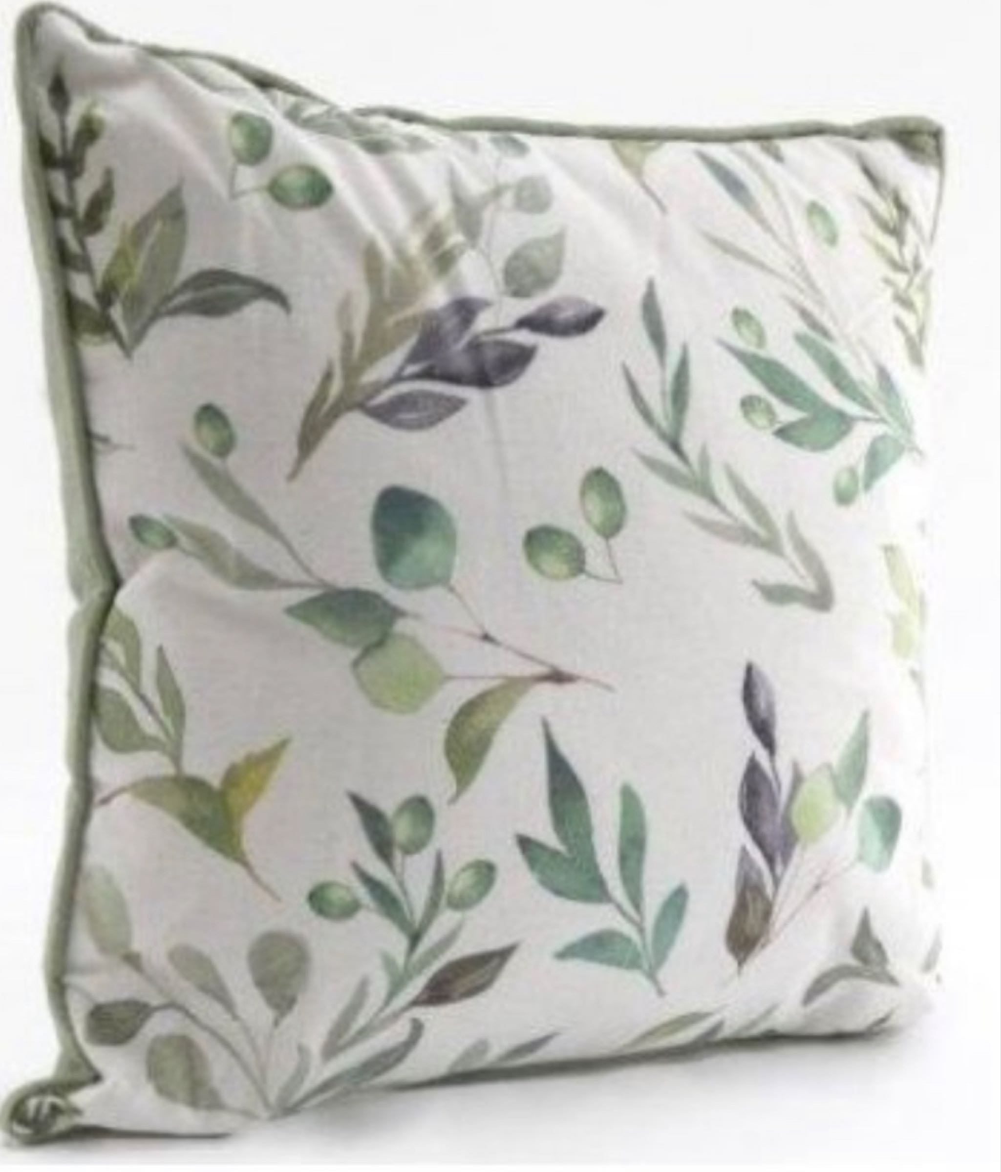 Olive Grove Printed Cushion 40cm