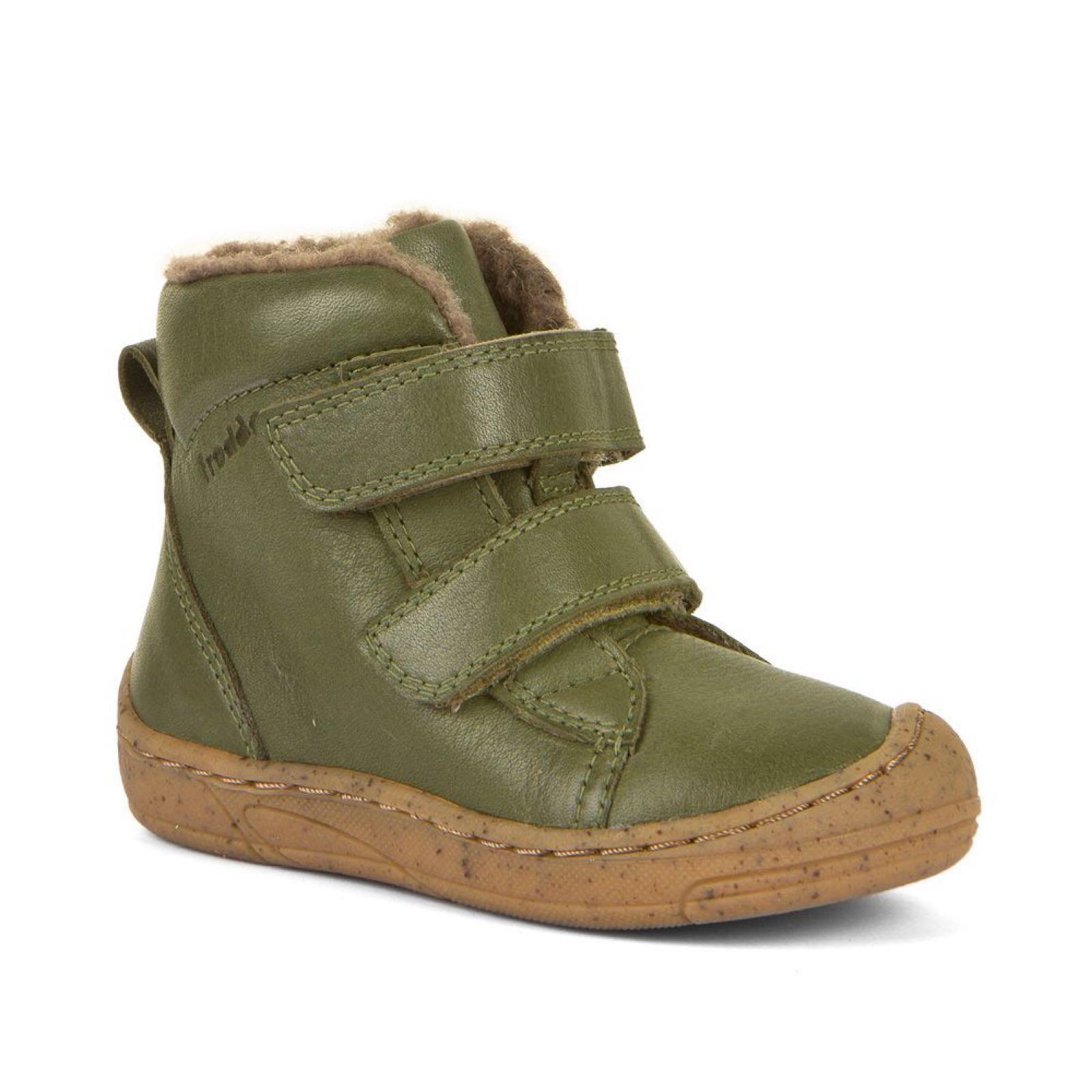 FRODDO Minni Winter Olive Fur G2110099-6