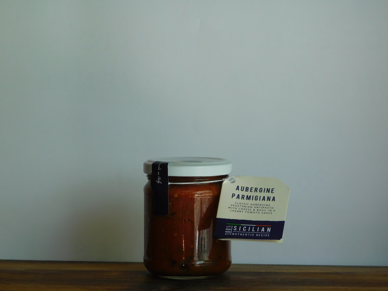 Aubergine Parmigiana Sauce 180g