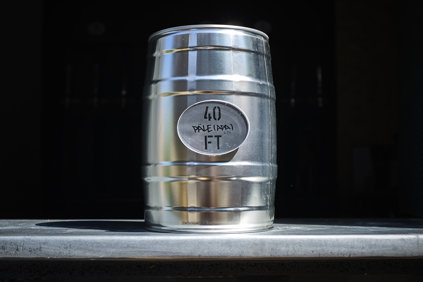 5 Litre Mini Keg Pale